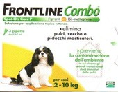 FRONTLINE COMBO Spot on cani 2-10 kg 3 Pipette