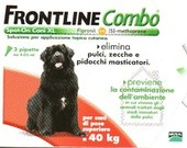 FRONTLINE COMBO Spot on cani 40-60 kg 3 Pipette