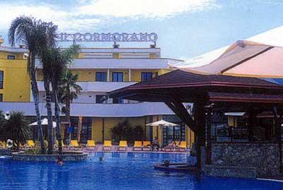 Hotel Crisonia Santa Maria Del Cedro