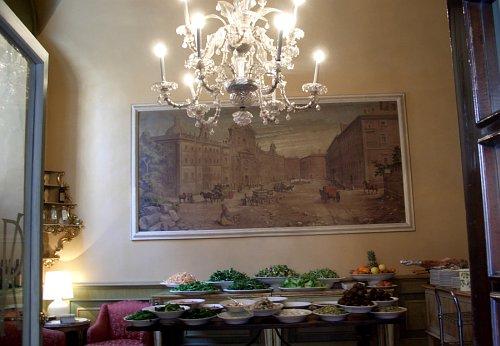 Ristorante vecchia roma for La vecchia roma ristorante roma