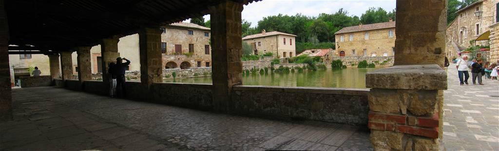 Ristorante Enoteca La Terrazza - Bagno Vignoni
