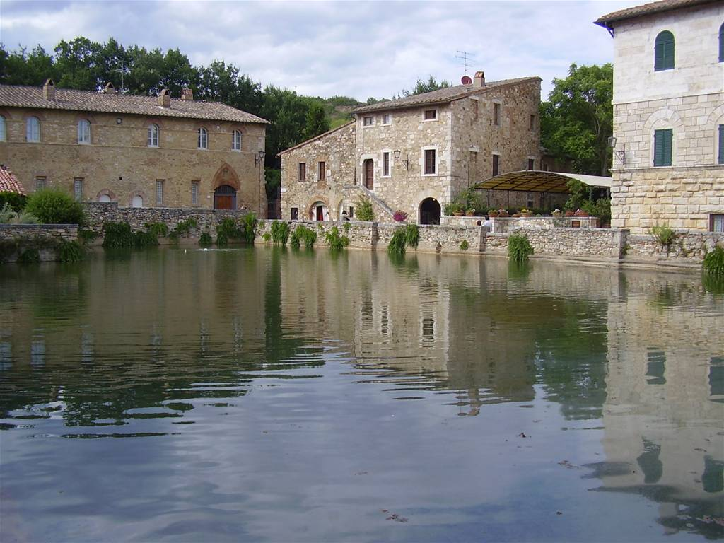 Ristorante enoteca la terrazza bagno vignoni - Bagno vignoni mappa ...