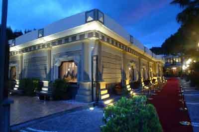 Ristorante Villa Gardenia Trecase Na