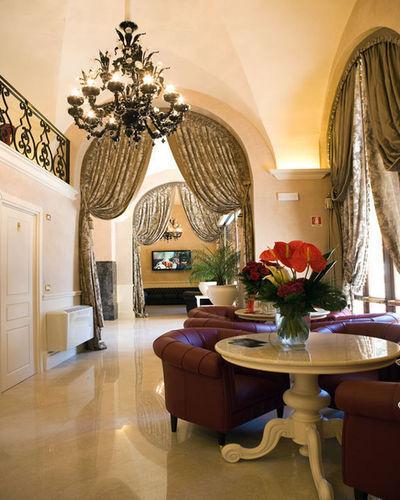 Suite hotel santa chiara lecce for Hotel meuble santa chiara suite naples