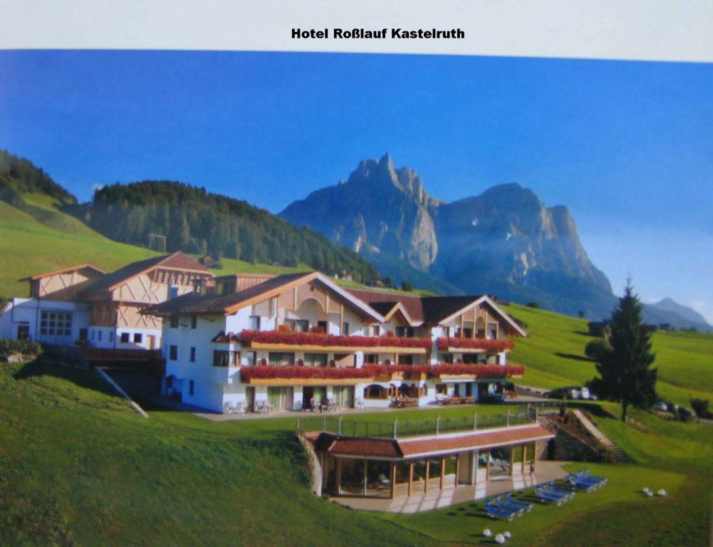 Hotel albergo rosslaufhof castelrotto - Hotel castelrotto con piscina ...