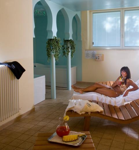 Park Hotel Fantoni - Bagni Di Tabiano
