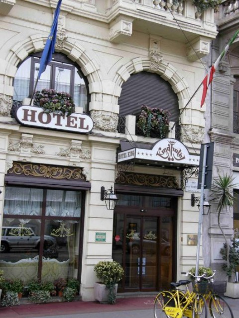 King Mokinba Hotels Milano