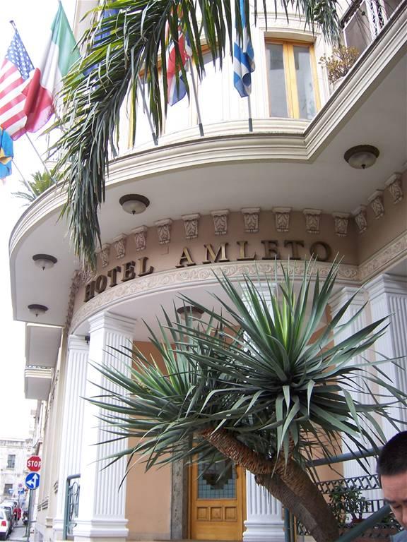 Hotel Amleto Pompei