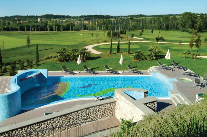 Active hotel paradiso golf castelnuovo del garda - Del taglia piscine ...