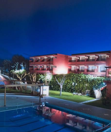 Grand Hotel D Aragona Sala Ricevimenti
