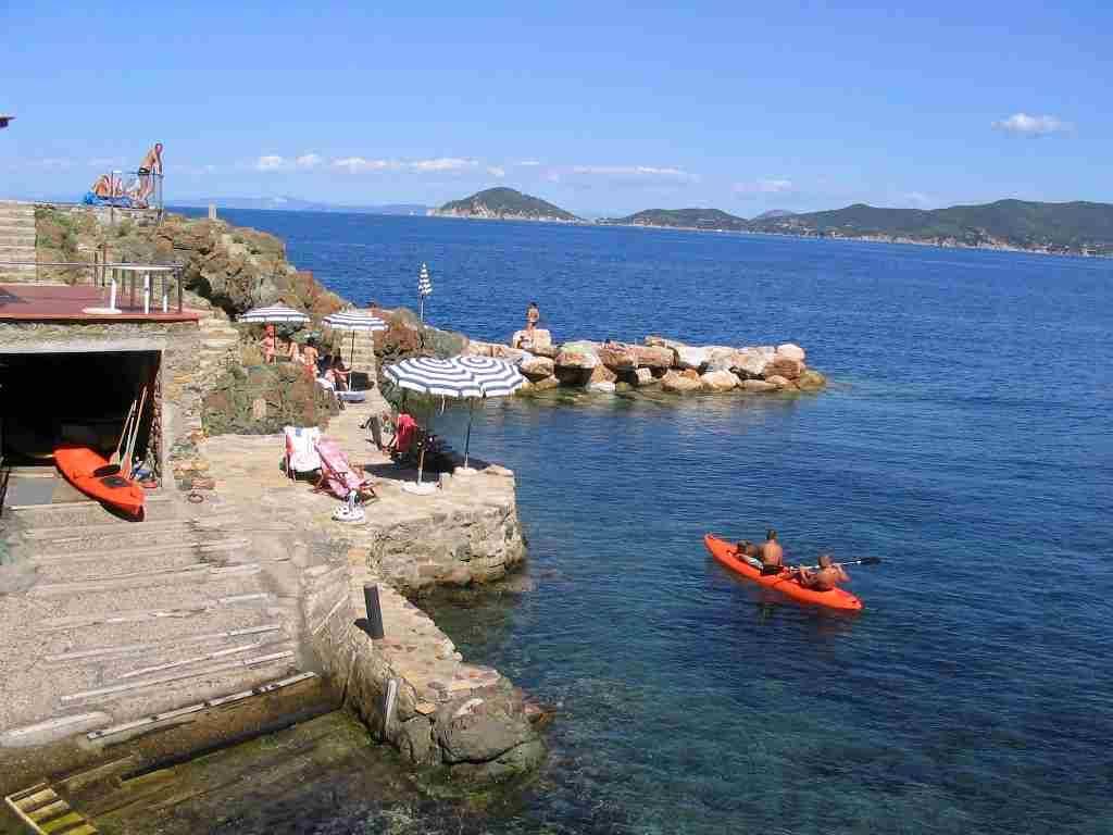 Hotel Isola D Elba Con Cane