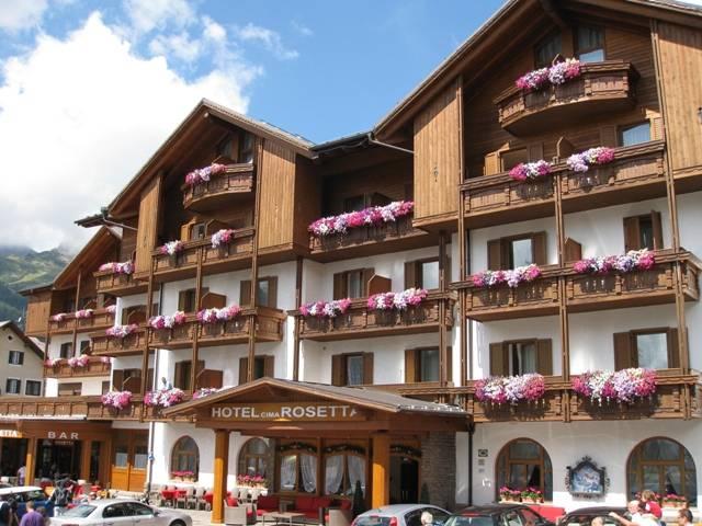 hotel cima rosetta spa beauty wellness san martino di