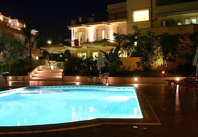 Hotel Tre Stelle Giardini Naxos