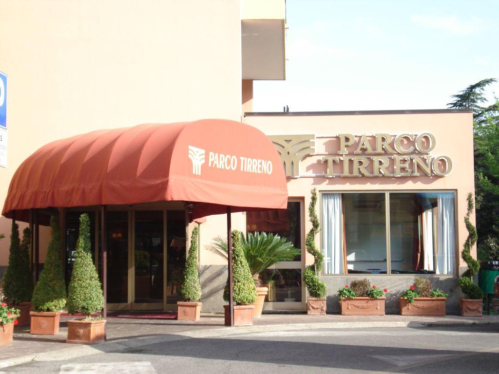 Hotel Tirreno Roma Via Aurelia