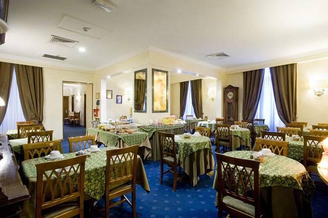 Hotel Impero Roma Rm