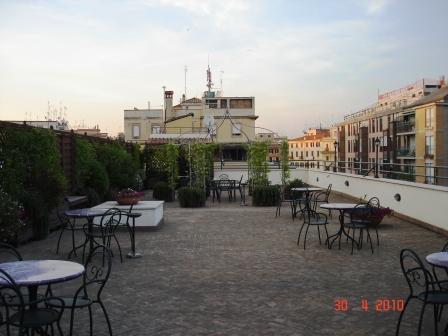 Atlante Garden Hotel Roma