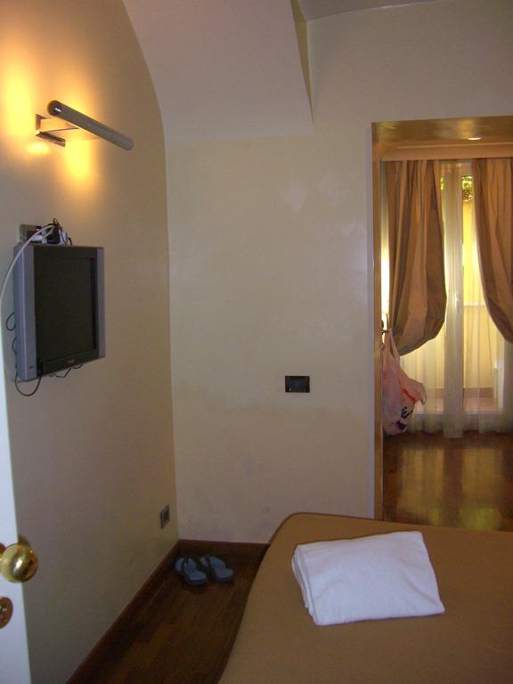 Hotel Manzoni Roma Via Balilla