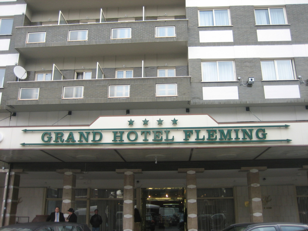 Grand hotel fleming whr roma for Grand fleming hotel