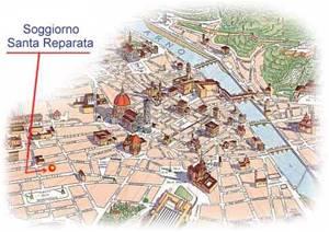 Soggiorno Santa Reparata - Firenze