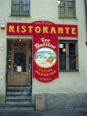 Ristorante tre galline torino - Cucina tipica piemontese torino ...
