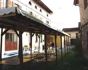 Trattoria Villar San Costanzo