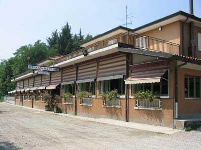 Ristorante Pizzeria Terrazza Sull\'Adda - Trezzo sull\'Adda - Foto 1
