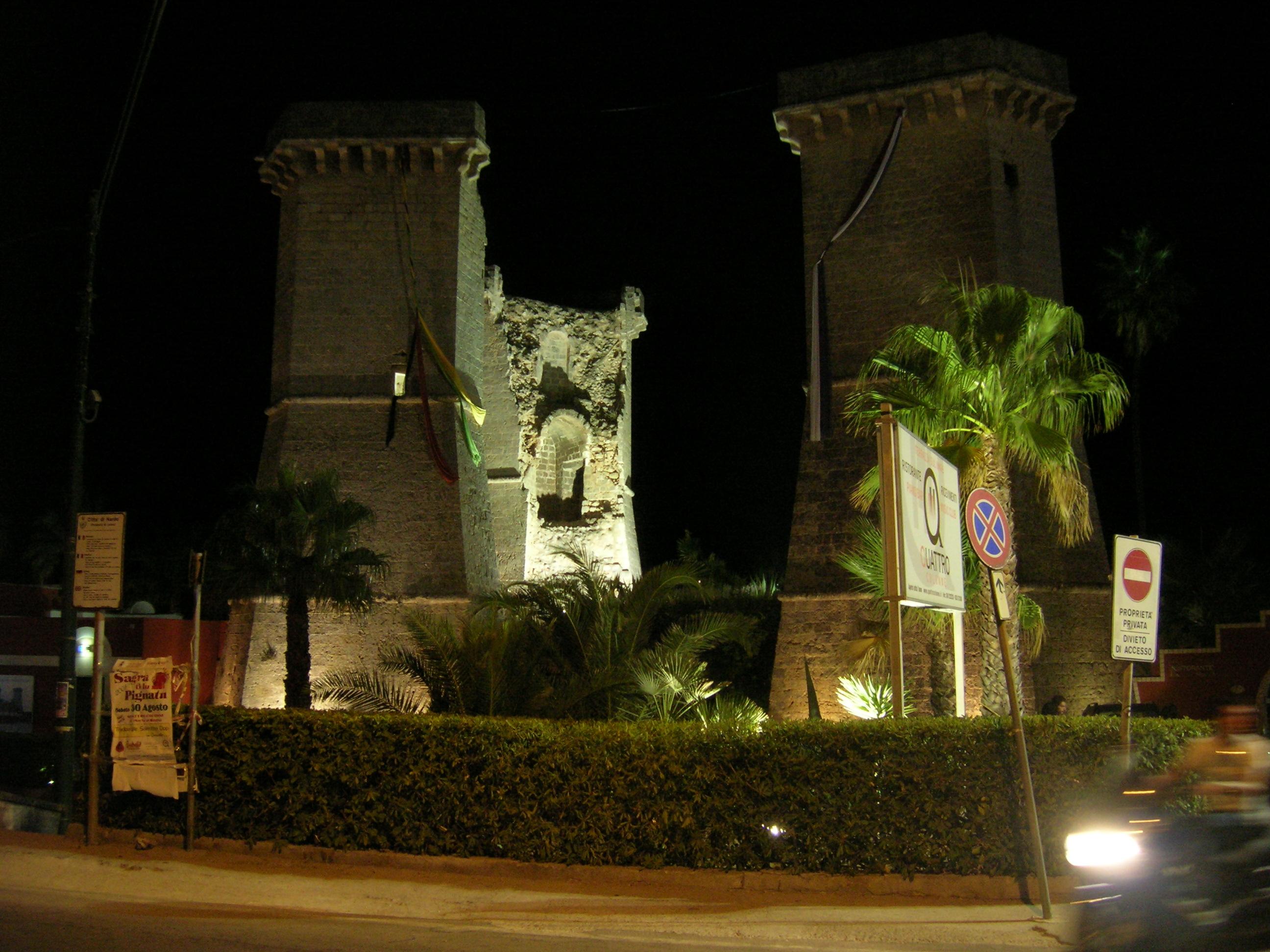 Ristorante Quattro Colonne - Santa Maria Al Bagno - Foto 7