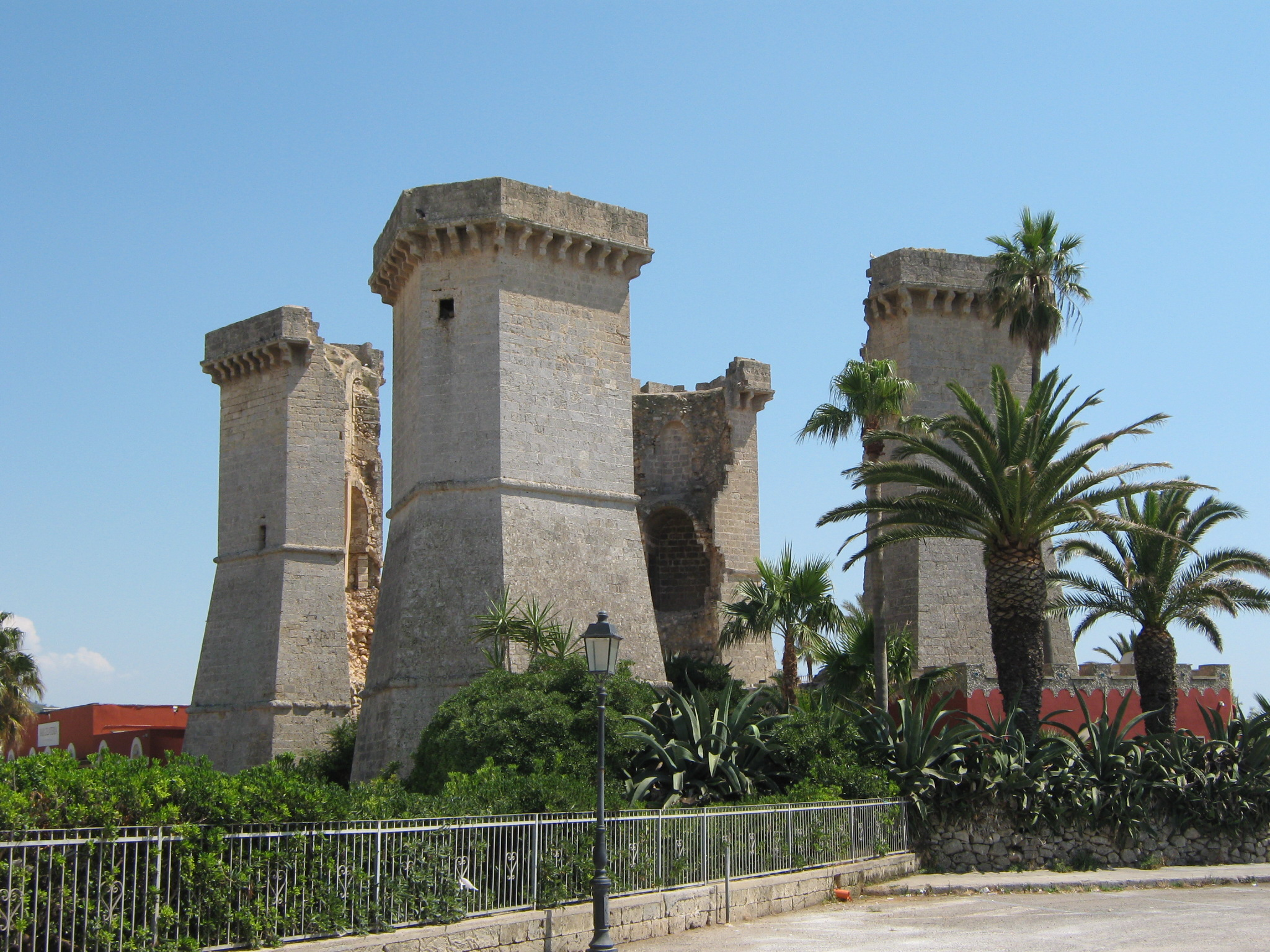 Ristorante Quattro Colonne - Santa Maria Al Bagno - Foto 9