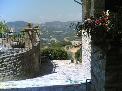 La terrazza Hotel Assisi Centro Benessere Albergo Assisi - Foto 8