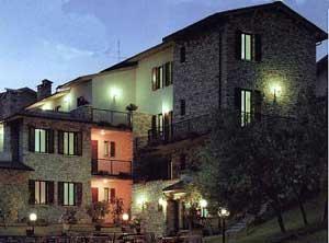 La terrazza Hotel Assisi Centro Benessere Albergo Assisi - Foto 10