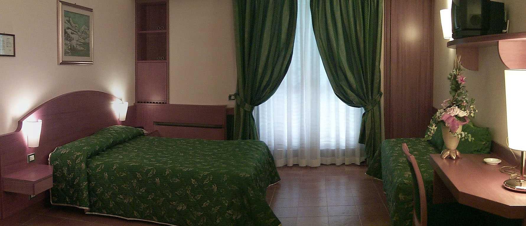 La terrazza Hotel Assisi Centro Benessere Albergo Assisi - Foto 2