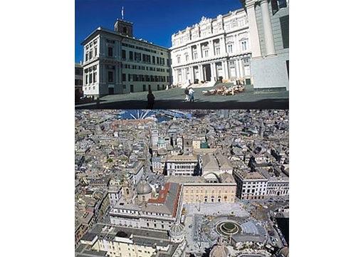 Ristorante Le Terrazze del Ducale - Genova - Foto 2