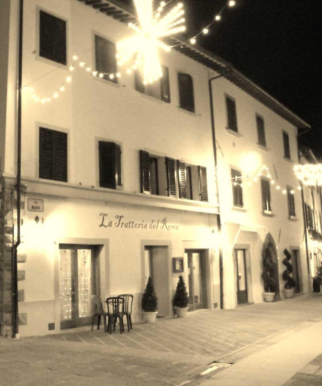 Albergo Trattoria Roma - Bagno Di Romagna - Foto 2