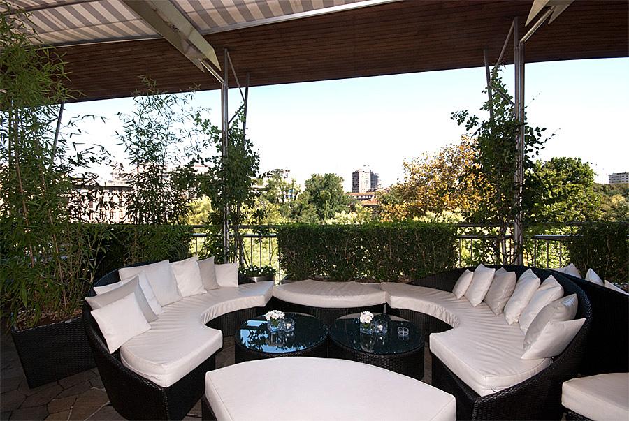 Beautiful Terrazza Di Via Palestro Images - Design Trends 2017 ...