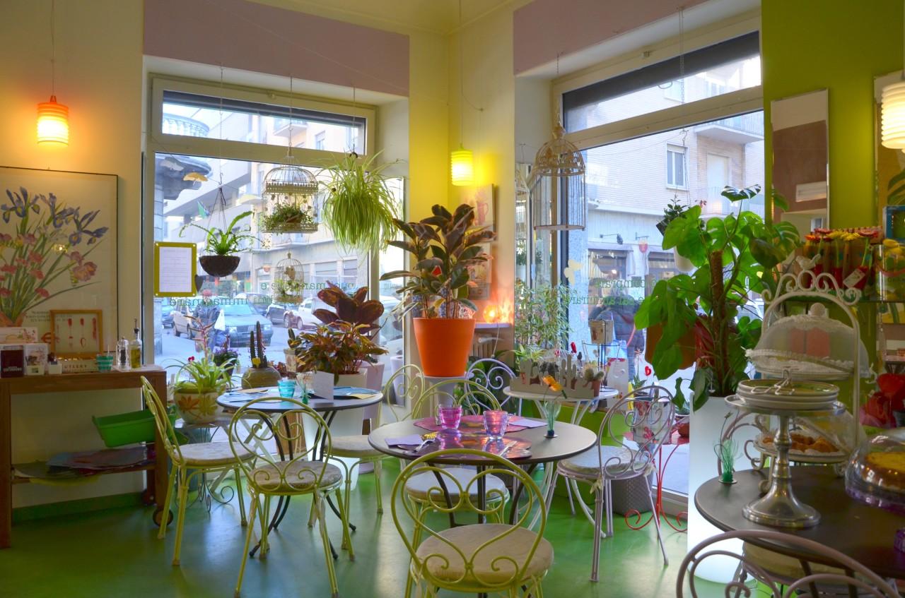 Alma la Verde - Giardini e Cucina - Torino - Foto 7